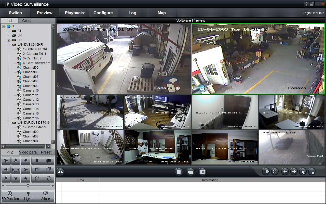 innovaciones en seguridad electronica recorrido virtual