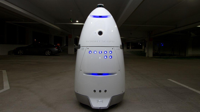 innovaciones seguridad electronica robot